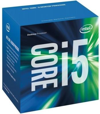 Intel 2.7 GHz LGA 1151 i5-6400 Processor(Grey) at flipkart