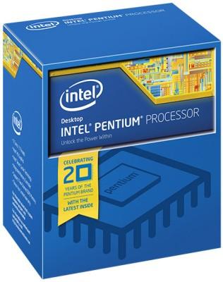 Intel Pentium G3258 3.2 GHz LGA 1155 Socket 2 Cores 2 Threads 3 MB Smart Cache Desktop Processor(Silver)