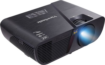 View Sonic PJD5155 Portable Projector(Black)