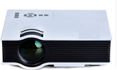 PLAY PP 004 Portable Projector(White)
