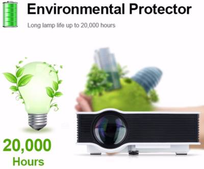 VIZIO UC46 HD LED Projector Portable Projector