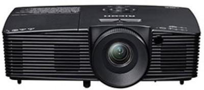 Ricoh PJ-TS100 Portable Projector(Black) at flipkart