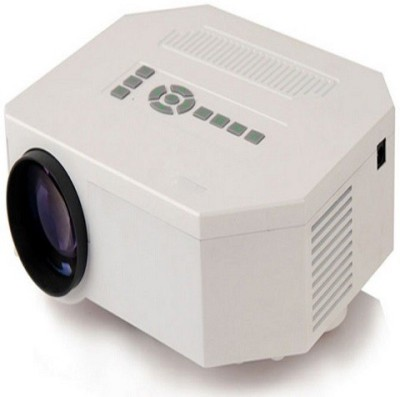 PLAY PP003 Portable Projector(White)