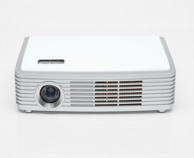 Play 3D Portable Projector(White)