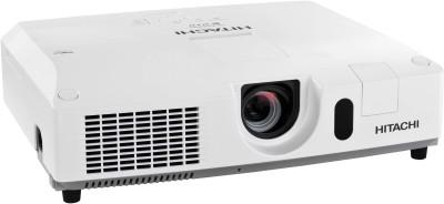 Hitachi ED-27X Portable Projector(White)