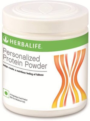 Herbalife Personalized Protein Powder Protein Blends(200 g, Unflavoured)  available at flipkart for Rs.698