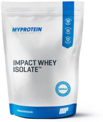 Myprotein Impact Whey Isolate (2.5Kg / 5.51lbs, Rocky Road)