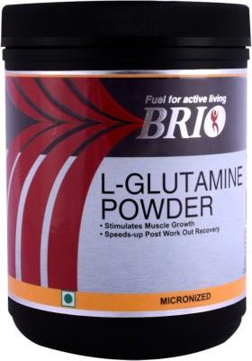 Brio Glutamine Post-Workout Micronized powder (300gm / 0.67lbs)
