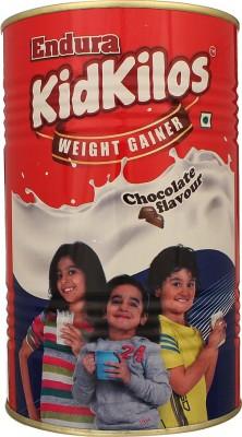 Endura Kidkilos Weight Gainer (500gm, Chocolate)