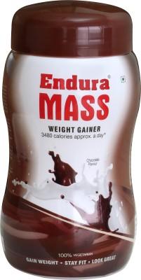 Endura Mass Weight Gainer (500gm, Chocolate)