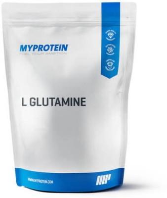 MyProtein L Glutamine Aminos (250gm / 0.56lbs, Orange)