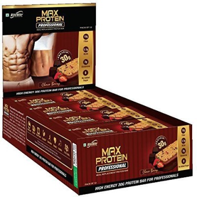 RiteBite Max Protein Professional Meal replacement Protein Bars(1200 g, Choco berry)
