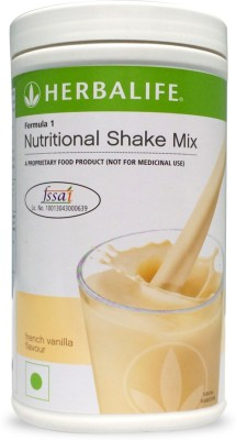 Herbalife Nutritional Shake Mix (500gm, French Vanilla)