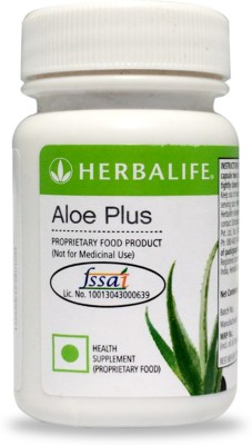 Herbalife Aloe Plus Supplement (60 Capsules)