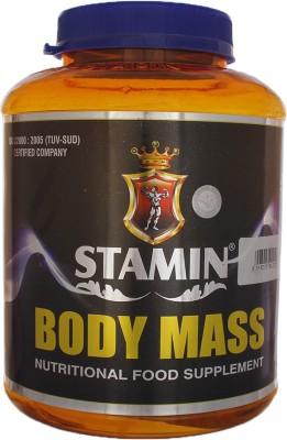 Stamin Nutrition Body Mass Gainer (2Kg, Chocolate)