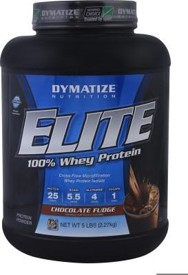 Dymatize Whey Protein(2.27 kg, Chocolate)