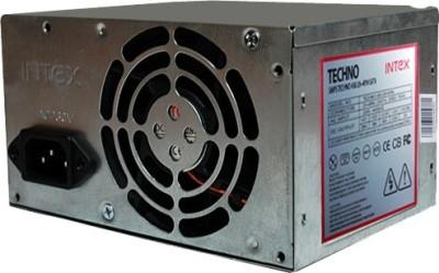 Intex Techno 450 20+4PIN 450 Watts PSU(Silver)
