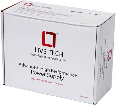 Live Tech Power Suppy (8cm FAN) 450 Watts PSU