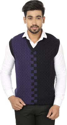 Spawn V-neck Solid Men's Pullover