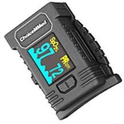 ChoiceMMed MD300B3 Pulse Oximeter(Black)  available at flipkart for Rs.2500