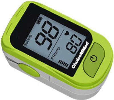 Choicemmed MD300C15D Pulse Oximeter(Green)  available at flipkart for Rs.1245