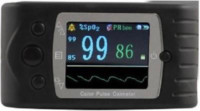 Niscomed CMS60C Pulse Oximeter(Black)