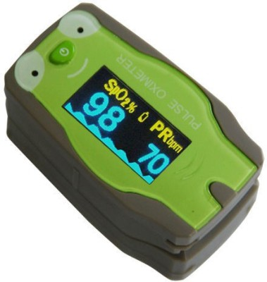 ChoiceMMed MD300C53 Pulse Oximeter(Green)  available at flipkart for Rs.1650