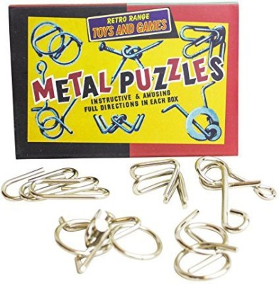 Perisphere And Trylon Games Games Metal Puzzles(1 Pieces)