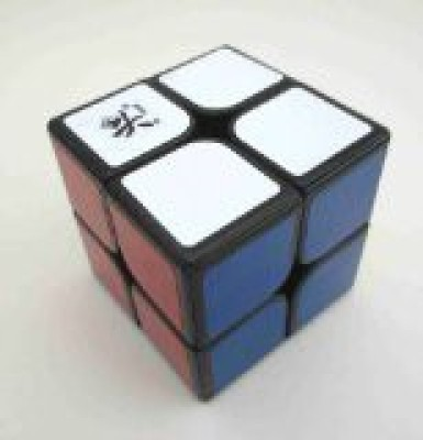 Dayan Zhanchi 2X2 I 46 Mm Speed Cube 2X2X2 Puzzle(1 Pieces)  available at flipkart for Rs.1630