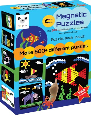 10 off on funskool world map puzzles educational game105 pieces 13 off on play panda magnetic puzzles circles500 pieces gumiabroncs Images