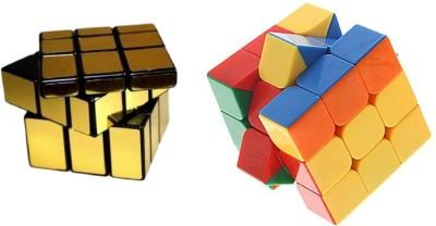FiableCreations Puzzle cube set of 2(2 Pieces) at flipkart