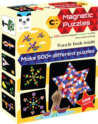10 off on funskool world map puzzles educational game105 pieces 13 off on play panda magnetic puzzles triangles500 pieces gumiabroncs Images