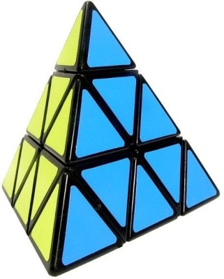 Shengshou Pyraminx Speed Black(1 Pieces)  available at flipkart for Rs.449