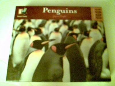 Go Games Classic Puzzles 19 58 X 29 12 Penguins(1000 Pieces)