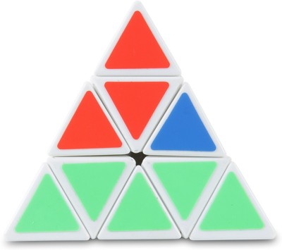 Shengshou Pyraminx Speed White(1 Pieces)  available at flipkart for Rs.339