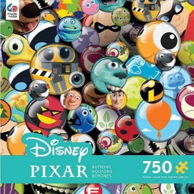 Ceaco The Disney Collection - Pixar Buttons (750 Piece)(750 Pieces)  available at flipkart for Rs.2364
