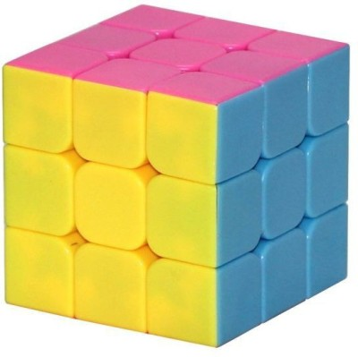 Taxton yj Guanlong 3x3 speed cube Stickerless 1 Pieces Taxton Puzzles