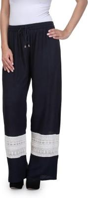 INDIA INC. Indi Women Parlar Palazzo Pyjama(Pack of 1) at flipkart