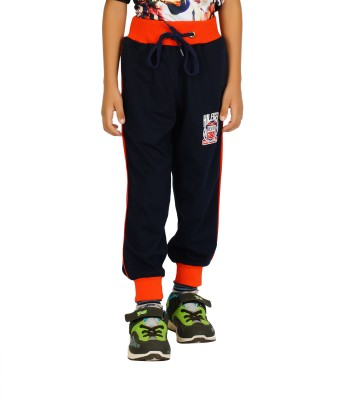 Shaun Track Pant For Girls(Dark Blue) at flipkart