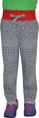 Shaun Track Pant For Girls(Grey) at flipkart