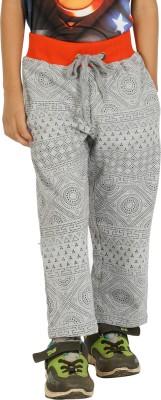 Shaun Track Pant For Boys Grey