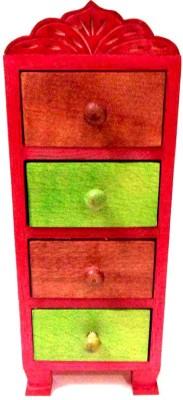 Alishba Wooden Wall Shelf(Number of Shelves - 1)