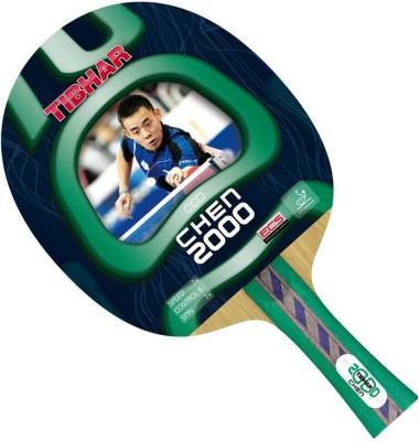 Tibhar CCA 2000 Brown Table Tennis Racquet(200 g) at flipkart