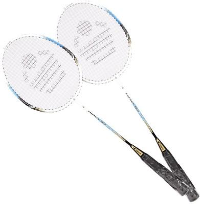 Cosco CB 90 Multicolor Strung Badminton Racquet