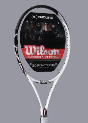 Wilson K Endure FRM 3 Unstrung Tennis Racquet