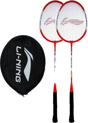 Li-Ning SMASH XP 709 Orange, White Strung Badminton Racquet(G4 - 3.25 Inches, 85 g) Flipkart