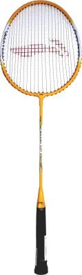 Li-Ning SMASH XP 710 Yellow, White Strung Badminton Racquet(G4 - 3.25 Inches, 85 g) Flipkart