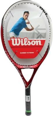 Wilson Two Three Lite BLX 4 3/8 Unstrung Tennis Racquet