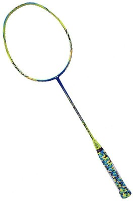 Li Ning ULTRA CARBON 5200 Multicolor Unstrung Badminton Racquet Pack of: 1, 85 g