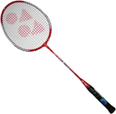 Yonex BRQTS GR 303 G4 strung(Red, Weight - 90)  available at flipkart for Rs.542